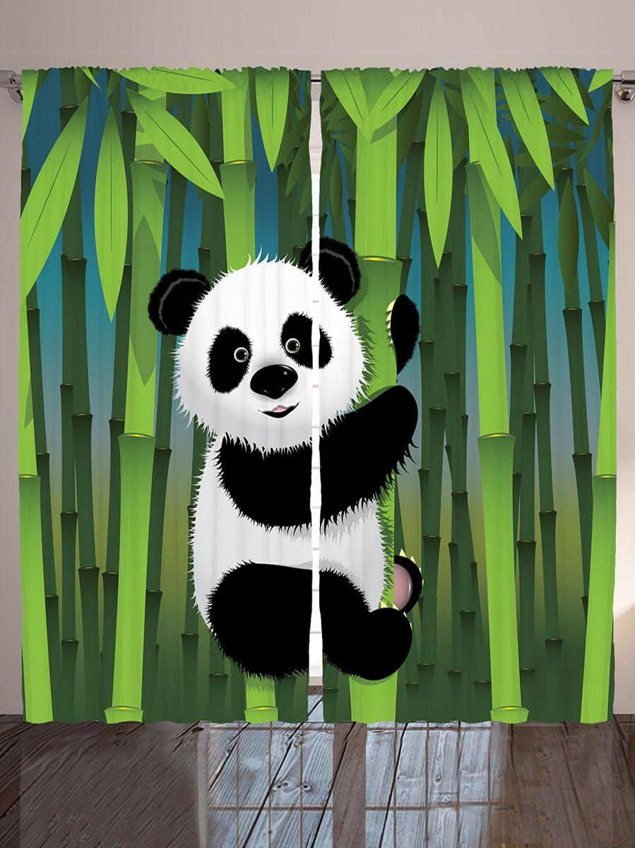 Комплект фотоштор Magic Lady Мягкая панда на бамбуке, на ленте, высота 265 см. шсг_9551шсг_9551Компания Сэмболь изготавливает шторы из высококачественного сатена (полиэстер 100%). При изготовлении используются специальные гипоаллергенные чернила для прямой печати по ткани, безопасные для человека и животных. Экологичность продукции Magic lady и безопасность для окружающей среды подтверждены сертификатом Oeko-Tex Standard 100. Крепление: крючки для крепления на шторной ленте (50 шт). Возможно крепление на трубу. Внимание! При нанесении сублимационной печати на ткань технологическим методом при температуре 240°С, возможно отклонение полученных размеров (указанных на этикетке и сайте) от стандартных на + - 3-5 см. Производитель старается максимально точно передать цвета изделия на фотографиях, однако искажения неизбежны и фактический цвет изделия может отличаться от воспринимаемого по фото. Обратите внимание! Шторы изготовлены из полиэстра сатенового переплетения, а не из сатина (хлопок). Размер одного полотна шторы: 145х265 см. В комплекте 2...