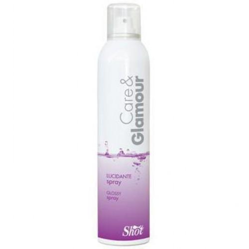 Shot Care and Glamour Glossy Spray - Спрей для придания блеска 200 мл SHCG114