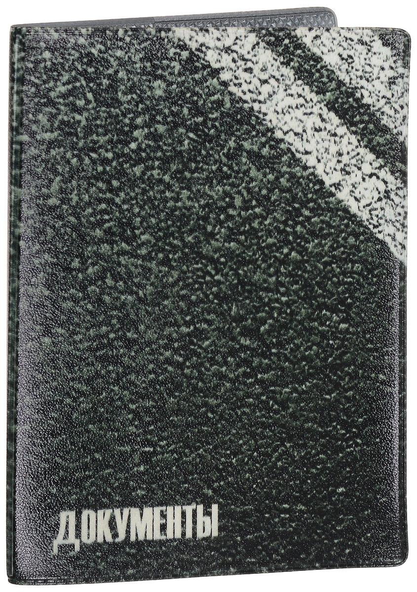 Обложка для автодокументов Mitya Veselkov Разметка, цвет: черный, серый. AUTOZAM395AUTOZAM395Стильная обложка для автодокументов Mitya Veselkov не только поможет сохранить внешний вид ваших документов и защитить их от повреждений, но и станет стильным аксессуаром, идеально подходящим вашему образу. Она выполнена из ПВХ, внутри имеет съемный вкладыш, состоящий из шести файлов для документов, один из которых формата А5.