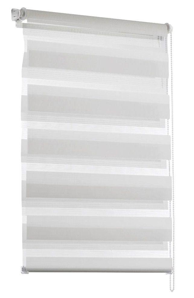 Штора рулонная Эскар Миниролло. День-Ночь, цвет: белый, ширина 57 см, высота 150 см40008057150Однотонная палитра - будет идеально гармонировать в любом интерьере, сочетаться с обоями, мебелью и другими функциональными или стилевыми элементами. Преимущества применения рулонных штор для пластиковых окон: - имеют прекрасный внешний вид: многообразие и фактурность материала изделия отлично смотрятся в любом интерьере; - многофункциональны: есть возможность подобрать шторы способные эффективно защитить комнату от солнца, при этом она не будет слишком темной. - Есть возможность осуществить быстрый монтаж. ВНИМАНИЕ! Размеры ширины изделия указаны по ширине ткани! Для выбора правильного размера необходимо учитывать – ткань должна закрывать оконное стекло на 3 см. Во время эксплуатации не рекомендуется полностью разматывать рулон, чтобы не оторвать ткань от намоточного вала. В случае загрязнения поверхности ткани, чистку шторы проводят одним из способов, в зависимости от типа загрязнения: легкое поверхностное загрязнение можно удалить...