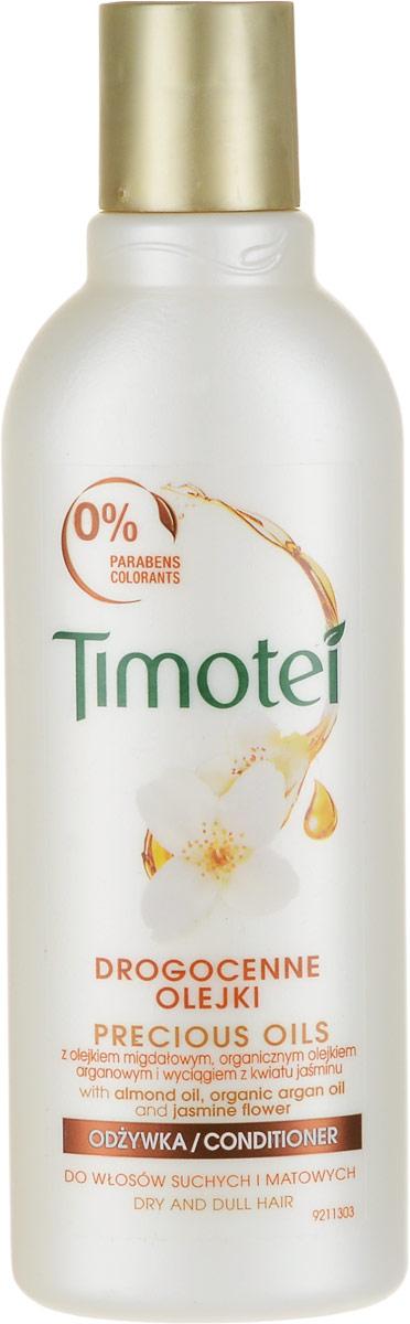 Timotei Бальзам-ополаскиватель Драгоценные масла 200 мл5184404Питает Ваши волосы, делает их мягкими, придет блеск и силу Вашим волосам.
