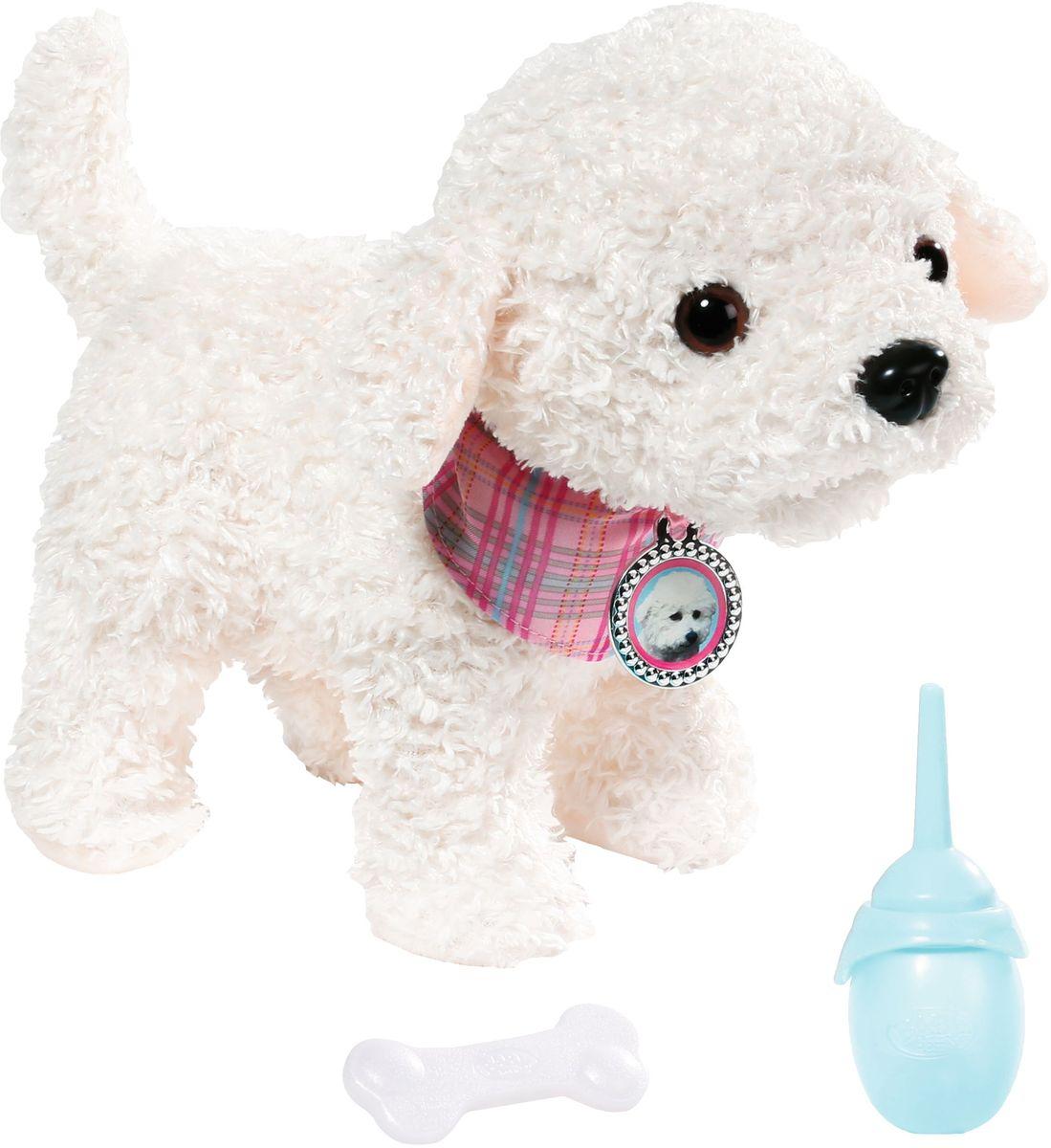 Baby Born Интерактивная игрушка Пудель 823-668