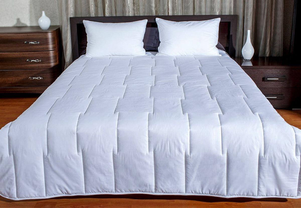 Одеяло Подушкино Романс, 200 х 220 см12fs05060Одеяло Романс с наполнителем Экофайбер в чехле из хлопковой ткани с кантом. Одеяло легко стирается и быстро сохнет.