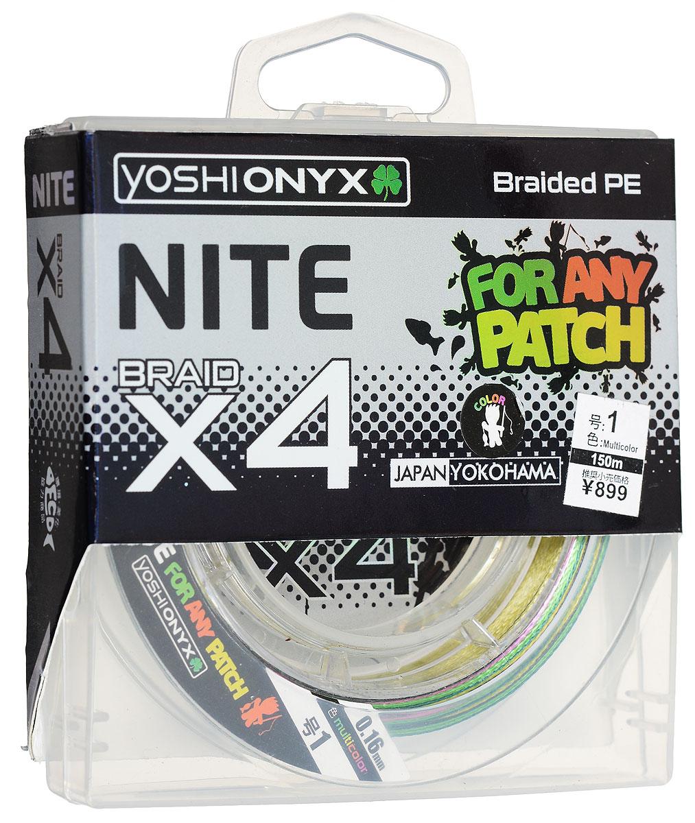 Леска плетеная Yoshi Onyx NITE Braid X4, цвет: зеленый, розовый, желтый, 150 м, 0,16 мм, 11,4 кг95437Леска плетеная Yoshi Onyx NITE Braid X4, свитая из четырех прядей высокомодульного полиэтилена, обладает исключительными свойствами. Современное высокотехнологическое оборудование позволяет, используя новейшие волокна, плести плотные, нерастяжимые, устойчивые к истиранию и надежные шнуры. Леска свежего зеленого цвета предназначена для ловли на различные искусственные приманки, она обладает нулевой растяжимостью и феноменальной чувствительностью к любым, даже самым аккуратным прикосновениям к приманке. Эта серия многофункциональных плетенок создана специально для жесткого форсированного вываживания трофейных экземпляров в сложных суровых условиях. Леска дружелюбна к катушкам любой конструкции и, несомненно, понравится брутальным рыболовам, сторонникам ловли на крупные упористые приманки.