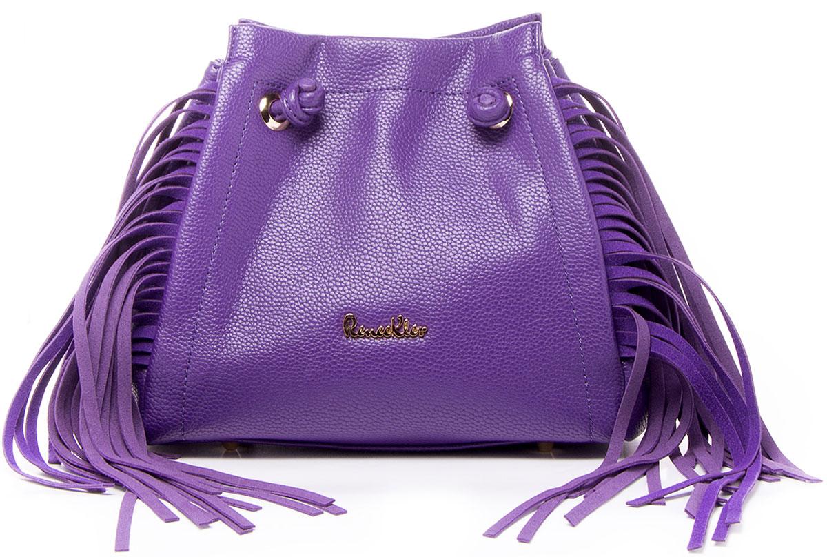 Сумка женская Renee Kler, цвет: фиолетовый. RK525-15RK525-15