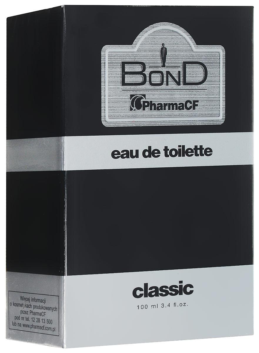 Bond мужская туалетная вода Expert Classic, 100 мл 5901501014730
