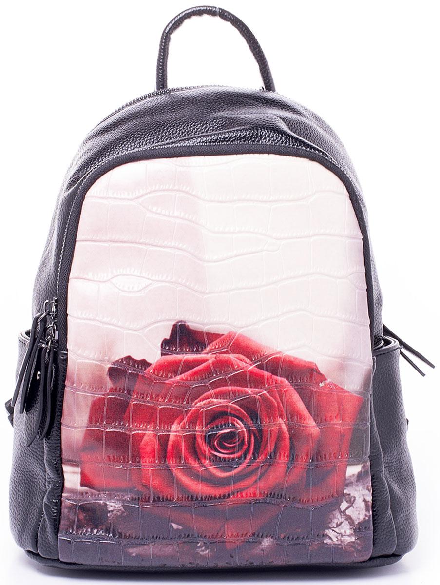 Рюкзак женский Baggini, цвет: мультиколор. 29865-4/9929865-4/99