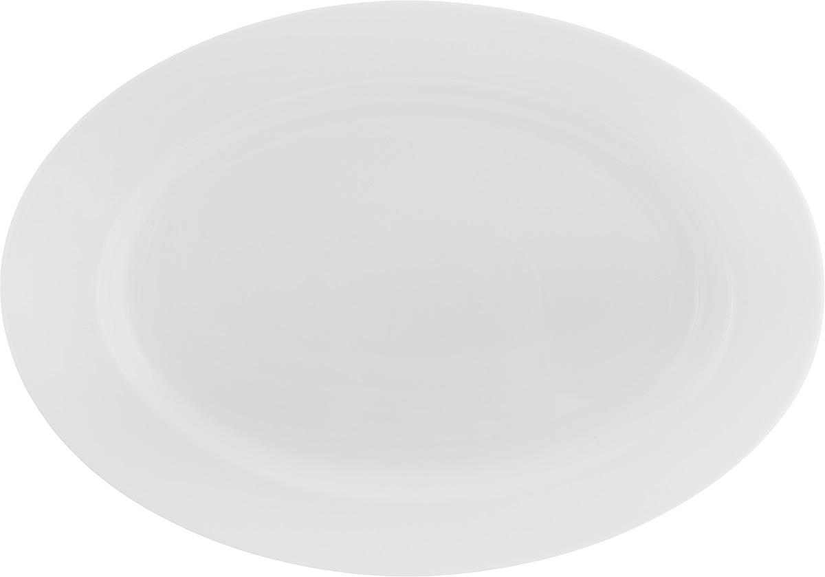 Блюдо Ariane Прайм, овальное, 26 x 18 смAPRARN15026Сервировочное блюдо Ariane Прайм, изготовленное из высококачественного фарфора, прекрасно подойдет для подачи нарезок, закусок и других блюд. Белоснежное изделие украсит сервировку вашего стола и подчеркнет прекрасный вкус хозяйки. Можно мыть в посудомоечной машине и использовать в СВЧ. Размер блюда (по верхнему краю): 26 х 18 см. Высота блюда: 2,5 см.