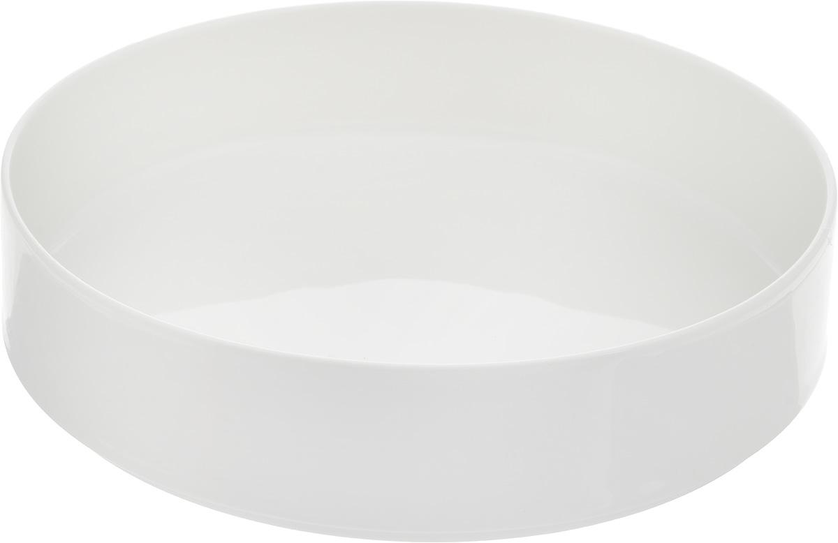 Салатник Ariane Прайм, диаметр 20,5 см, 1,2 лAPRARN21021Салатник Ariane Прайм, изготовленный из высококачественного фарфора с глазурованным покрытием, прекрасно подойдет для подачи различных блюд: закусок, салатов или фруктов. Такой салатник украсит ваш праздничный или обеденный стол. Можно мыть в посудомоечной машине и использовать в микроволновой печи. Диаметр салатника (по верхнему краю): 20,5 см. Высота стенки: 5 см. Объем салатника: 1,2 л.
