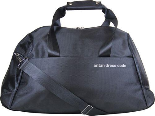 Сумка Аntan, цвет: черный, графит. 46700188630874670018863087Удобная и красивая, оригинальная и качественная