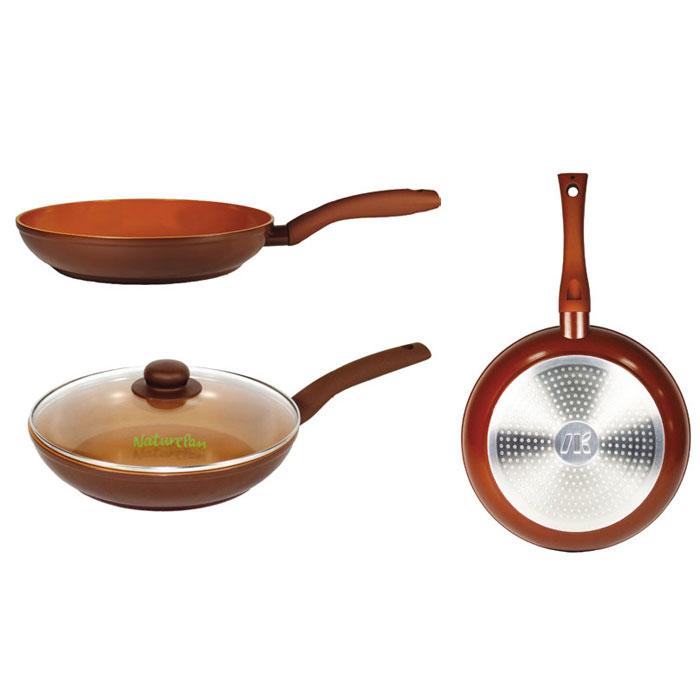 Сковорода NaturePan Ceramic, индукция. Диаметр: 20 см. CrPI20CrPI20