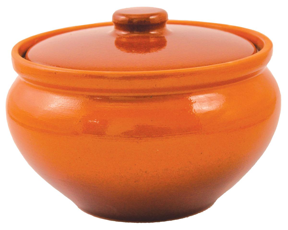 Горшочек традиционный Ломоносовская керамика, 1,5 л. 1Г3-121Г3-12
