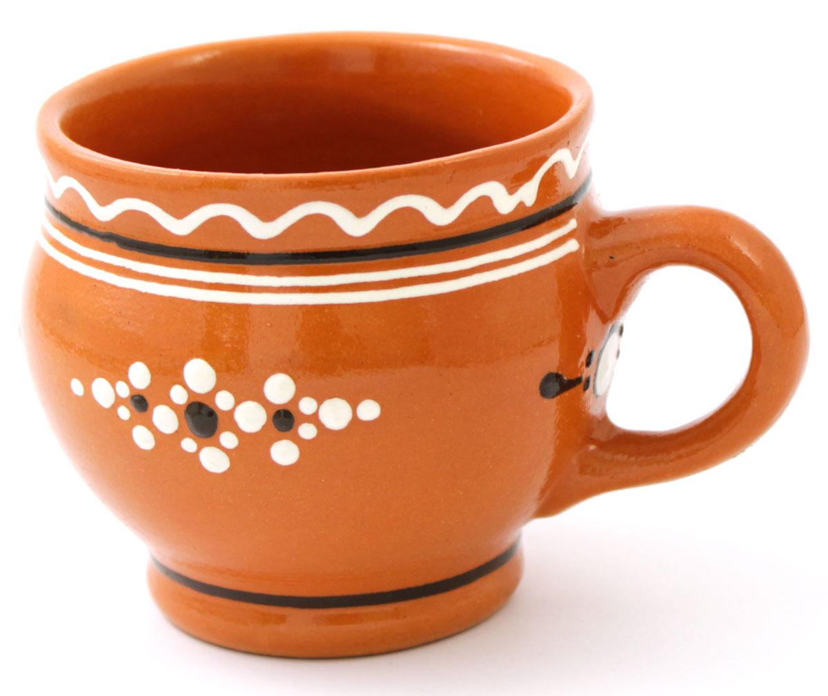 Кружка Ломоносовская керамика Крошка, 200 млЛ0904Кружка Ломоносовская керамика Крошка выполнена из высококачественной глины и оформлена оригинальным рисунком. Такая кружка прекрасно оформит стол к чаепитию и станет его неизменным атрибутом.