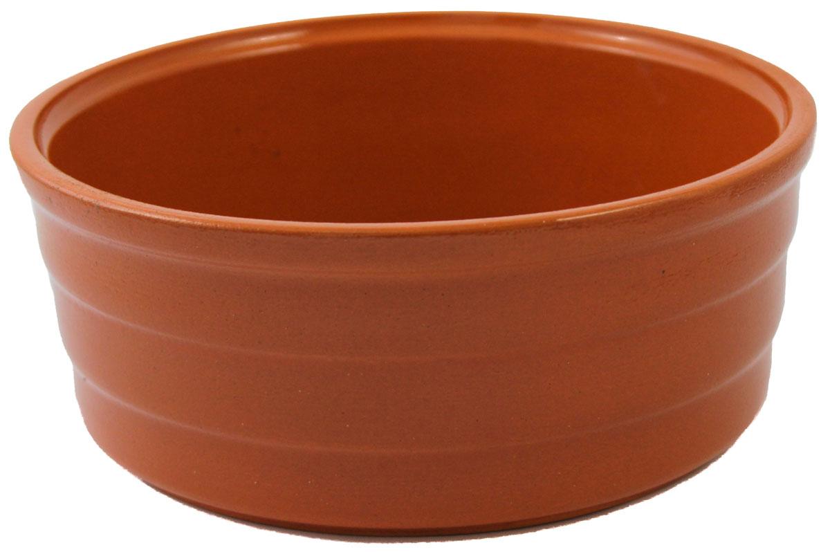 Форма средняя Ломоносовская керамика Ceramisu, 1,5 л. Диаметр: 18 смЛ1012