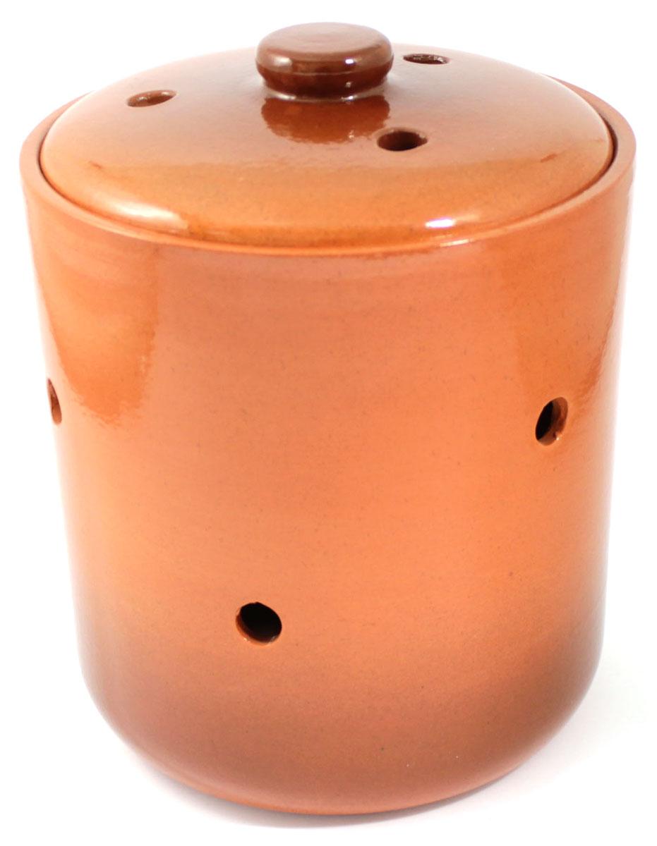 Банка для сыпучих продуктов Ломоносовская керамика, 1,3 л1Б3-1Банка для сыпучих продуктов Ломоносовская керамика, изготовленная из высококачественной глины, станет незаменимым помощником на любой кухне. В ней будет удобно хранить сыпучие продукты, такие, как чай, кофе, соль, сахар, крупы, макароны и многое другое. Емкость плотно закрывается крышкой. Яркий дизайн банки позволит украсить любую кухню, внеся разнообразие как в строгий классический стиль, так и в современный кухонный интерьер.
