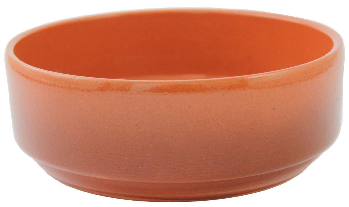 Форма для запекания Ломоносовская керамика, 0,5 л. 1Ф33-2