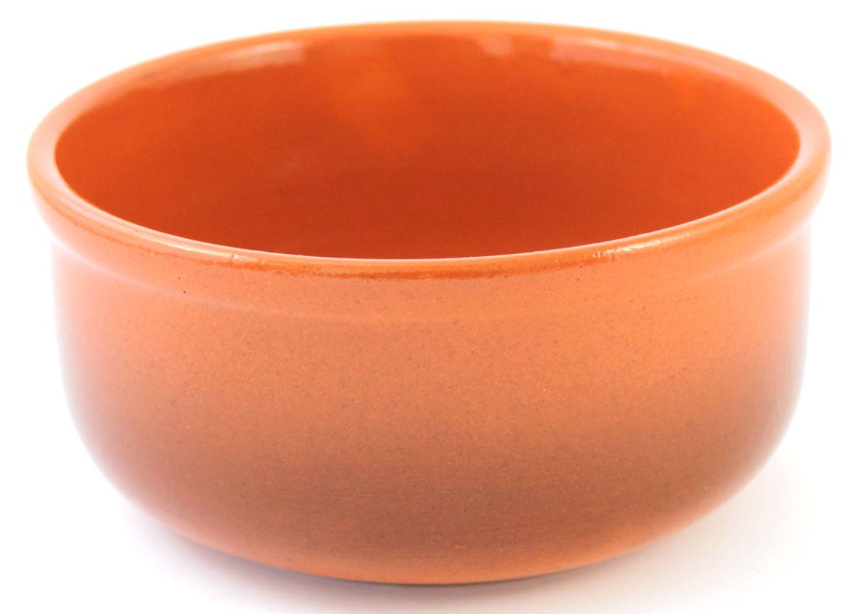 Миска-салатник Ломоносовская керамика, 0,8 л. Диаметр: 15 см. 1М3-11М3-1