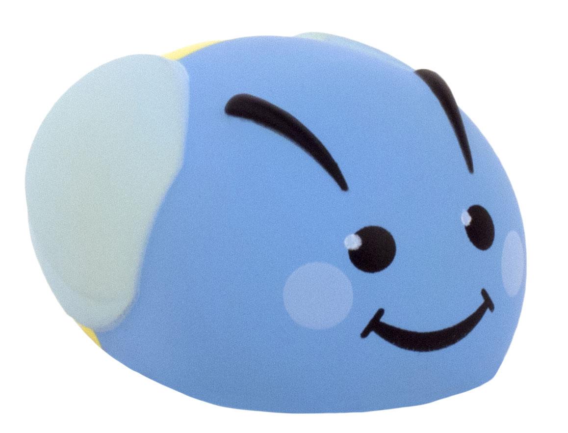 Hexbug Микро-робот CuddleBot цвет голубой