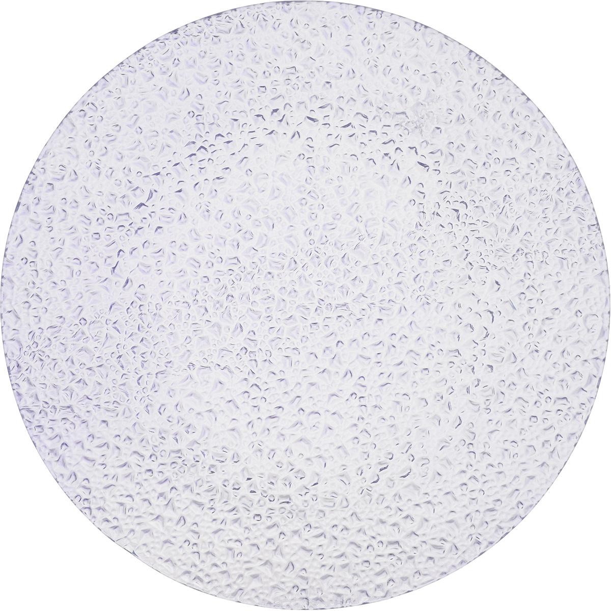 Тарелка Vellarti, цвет: светло-сиреневый, диаметр 22 см10-06 сирТарелка Vellarti выполнена из высококачественного стекла и имеет рельефную внешнюю поверхность. Она прекрасно впишется в интерьер вашей кухни и станет достойным дополнением к кухонному инвентарю. Тарелка Vellarti подчеркнет прекрасный вкус хозяйки и станет отличным подарком. Диаметр тарелки: 22 см. Высота: 1 см.