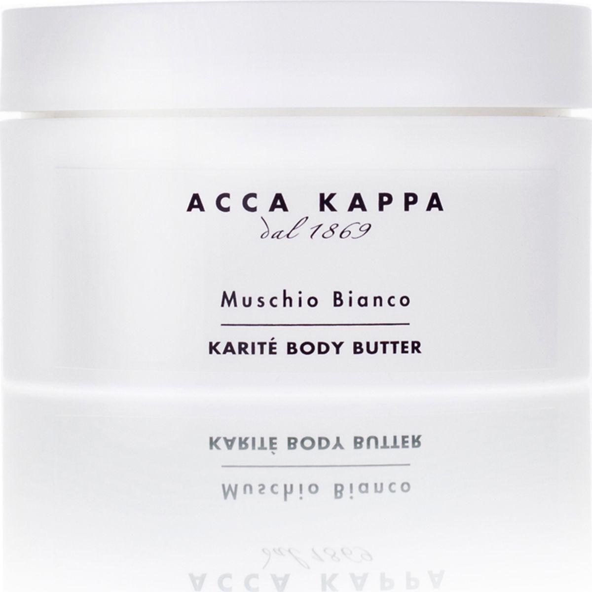 Acca Kappa Масло для тела Белый мускус 200 мл853472Увлажняющий и бодрящий, этот продукт содержит масло ши и другие масла, полученные из растительного сырья. Истинная красота и лечение для тела.
