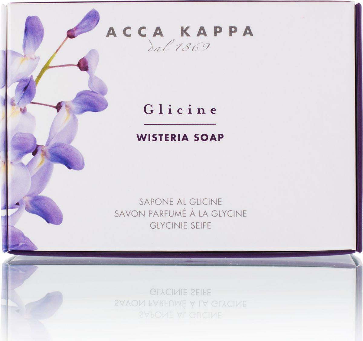 Растительное мыло Acca Kappa Глициния, 150 г853352Растительное мыло Глициния деликатно очищает кожу. Идеально подходит для всех типов кожи. Растительные компоненты получены из кокосового масла и сахарного тростника, прекрасно очищают и увлажняют кожу. Экстракты мелиссы лимонной, омелы, ромашки, тысячелистника и хмеля известны своими противовоспалительными свойствами и превосходно дополняют формулу. Так же мыло обогащено аллантоином растительного происхождения, которое обладает заживляющими свойствами и способствует регенерации клеток. Характеристики: Вес: 150 г. Производитель: Италия. Товар сертифицирован.