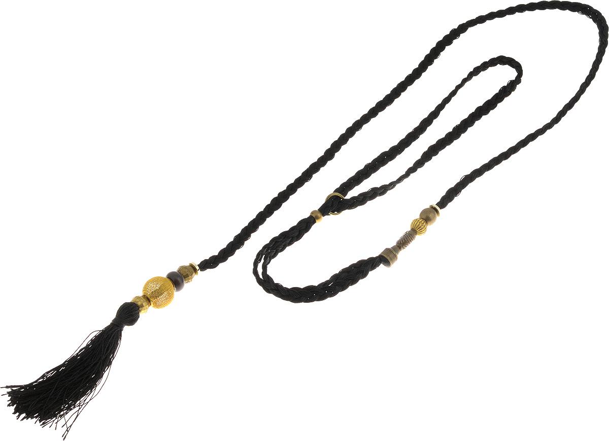Ринговка для собак Эрика, цвет: черный, ширина 0,8 см, длина 120 см12010_черныйРинговка Эрика - это специальный поводок, состоящий из петли с фиксатором и, собственно, поводка. Эксклюзивная ринговка ручной работы выполнена из текстиля и украшена бусинами различного размера. Ринговка является самым распространенным видом амуниции для показа собаки на выставке или занятий рингдрессурой. Ринговку подбирают в тон окраса собаки, если собака пятнистая - то в тон преобладающего окраса или, наоборот, контрастную. Максимальный обхват шеи: 66 см. Ширина: 0,8 см. Максимальная длина: 120 см