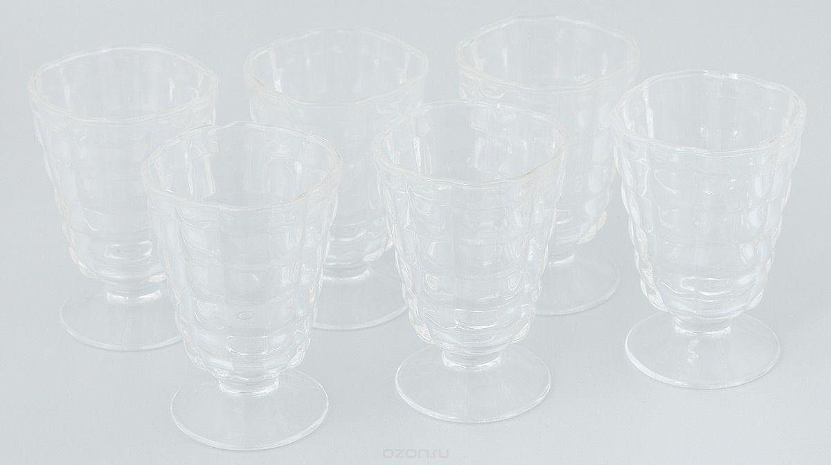 """Набор стаканов """"Loraine"""", 220 мл, 6 шт. 24686"""