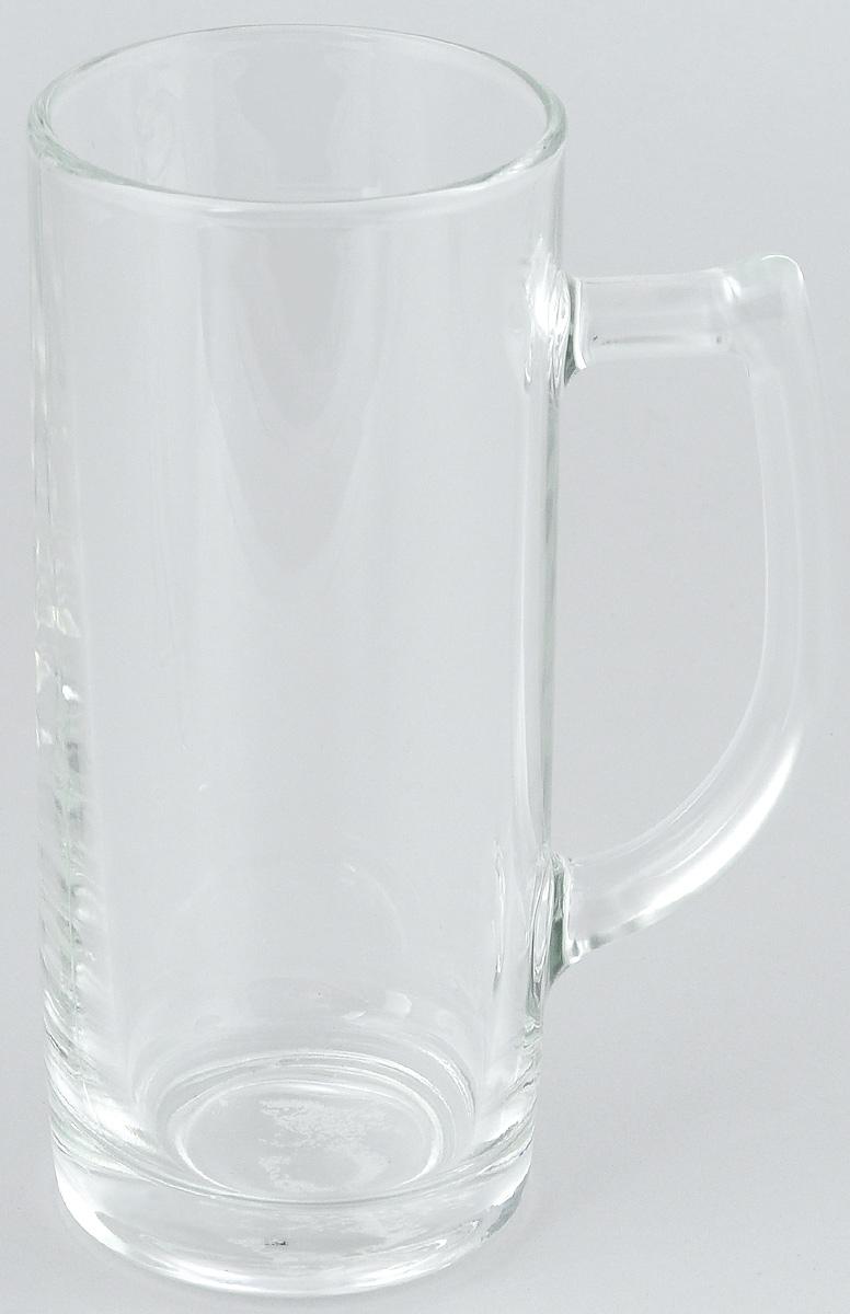 Кружка OSZ Минден, 500 мл08с1354Кружка OSZ Менден изготовлена из стекла и оснащена удобной ручкой. Изделие сочетает в себе лаконичный дизайн и функциональность. Кружка OSZ Менден не только украсит ваш кухонный стол, но и подчеркнет прекрасный вкус хозяйки. Диаметр кружки (по верхнему краю): 7,8 см.