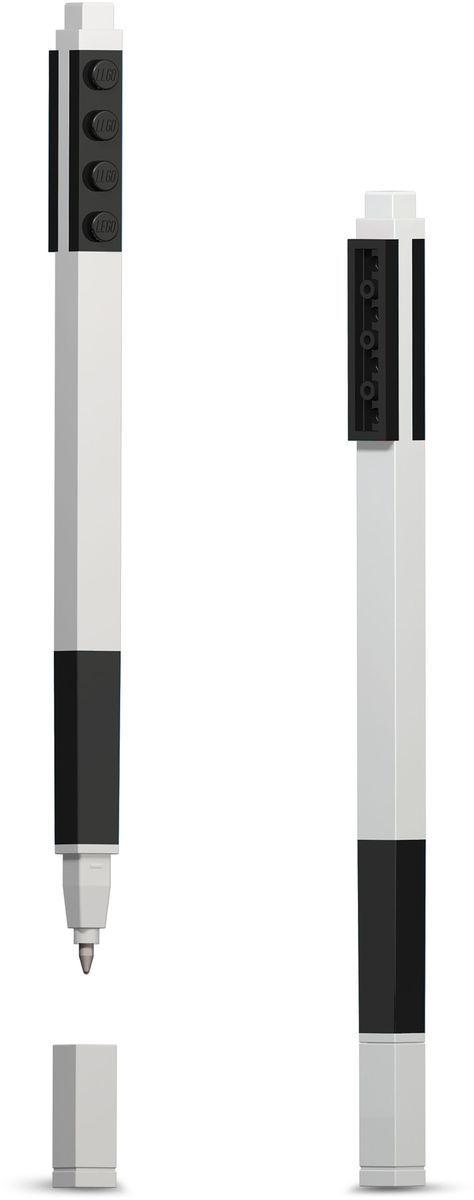 LEGO Набор гелевых ручек цвет чернил черный 2 шт 5150551505Набор гелевых ручек из уникальной коллекции канцелярских принадлежностей LEGO состоит из 2-х ручек с чернилами чёрного цвета. Ручка имеет пластиковый корпус с резиновой манжеткой, которая снижает напряжение руки. Ручка обеспечивает легкое и мягкое письмо, чернила быстро высыхают, не размазываются.