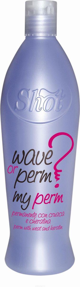 Shot - Химическая завивка волос - Модулятор для химического состава с содержанием пантенола и кератина 500 млSHMY102Средство для долговременной укладки, обеспечивает волосам дополнительный объем и роскошную, равномерную волну. В щадящей формуле содержится большое количество витаминных веществ, благодаря которым волосы остаются эластичными и блестящими. Модулятор для химического состава: гидрогенизированное касторовое масло, гидролизованный кератин, пантенол, увлажняющие компоненты и ухаживающие масла.