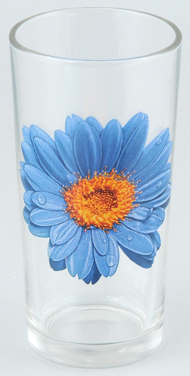 Стакан OSZ Ода. Голубой цветок, 230 мл05с1256 ДЗСтакан OSZ Ода. Голубой цветок изготовлен из прозрачного стекла и украшен ярким принтом. Идеально подходит для сервировки стола. Стакан не только украсит ваш кухонный стол и подчеркнет прекрасный вкус хозяйки. Диаметр стакана (по верхнему краю): 6,5 см. Диаметр основания: 5 см. Высота стакана: 12,5 см.