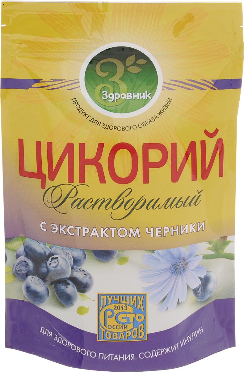 Большая Чашка цикорий с экстрактом черники, 85 г