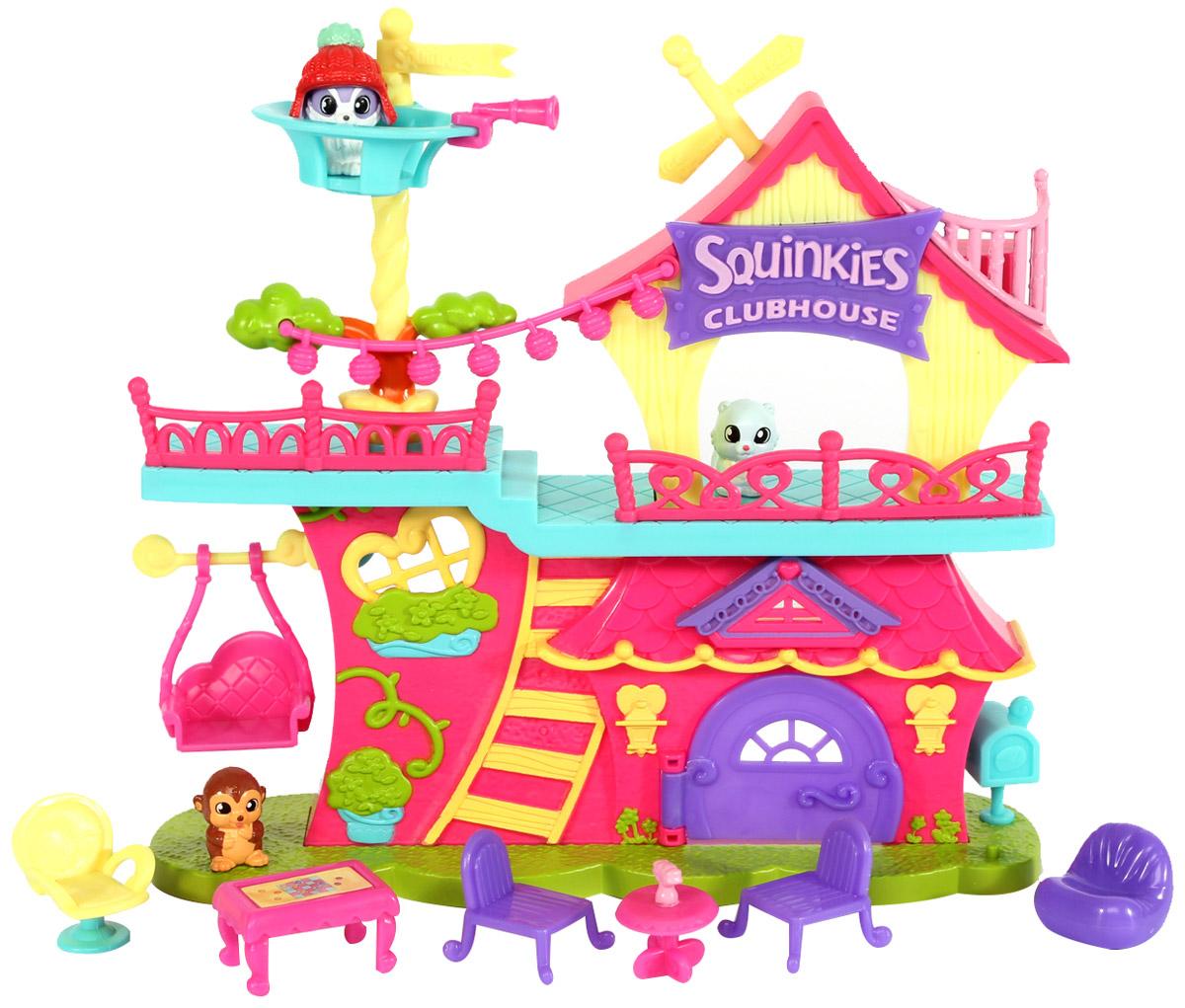 Squinkies Игровой набор Клуб друзей 31796