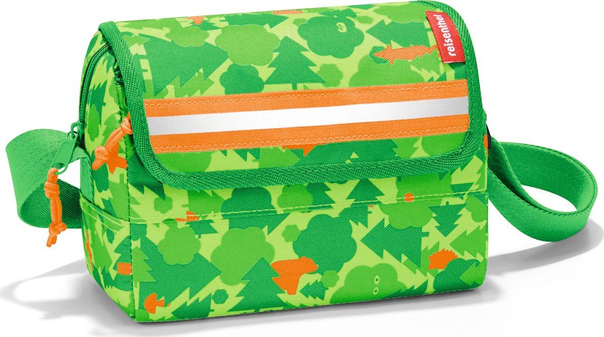Сумка десткая Everydaybag, цвет: зеленый. IF5035IF5035Небольшая сумка на все случаи жизни – удобная и практичная. Основное и дополнительное отделения застегиваются на молнию. Благодаря широкому плечевому ремню с регулируемой длиной сумка прослужит ребенку не один год. Внутри есть карабин для ключей специальная вставка, куда можно вписать имя обладателя. Светоотражающие элементы обеспечат дополнительную безопасность на улице. Материал: прочный водоотталкивающий полиэстер премиум класса. Объем –2,5 литра.