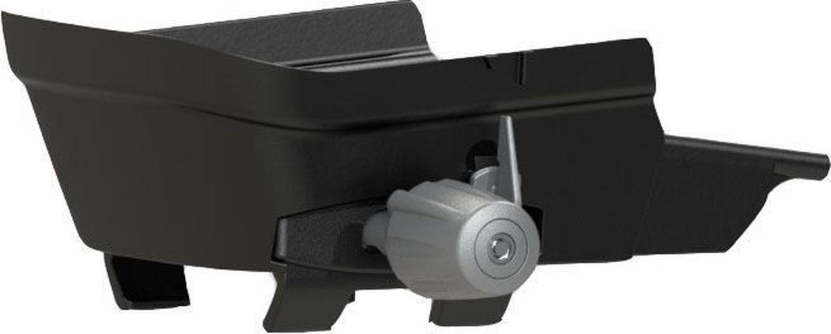 Адаптер для крепления детского велокресла Hamax Caress Zenith Carrier Adapter, на багажник, цвет: серый