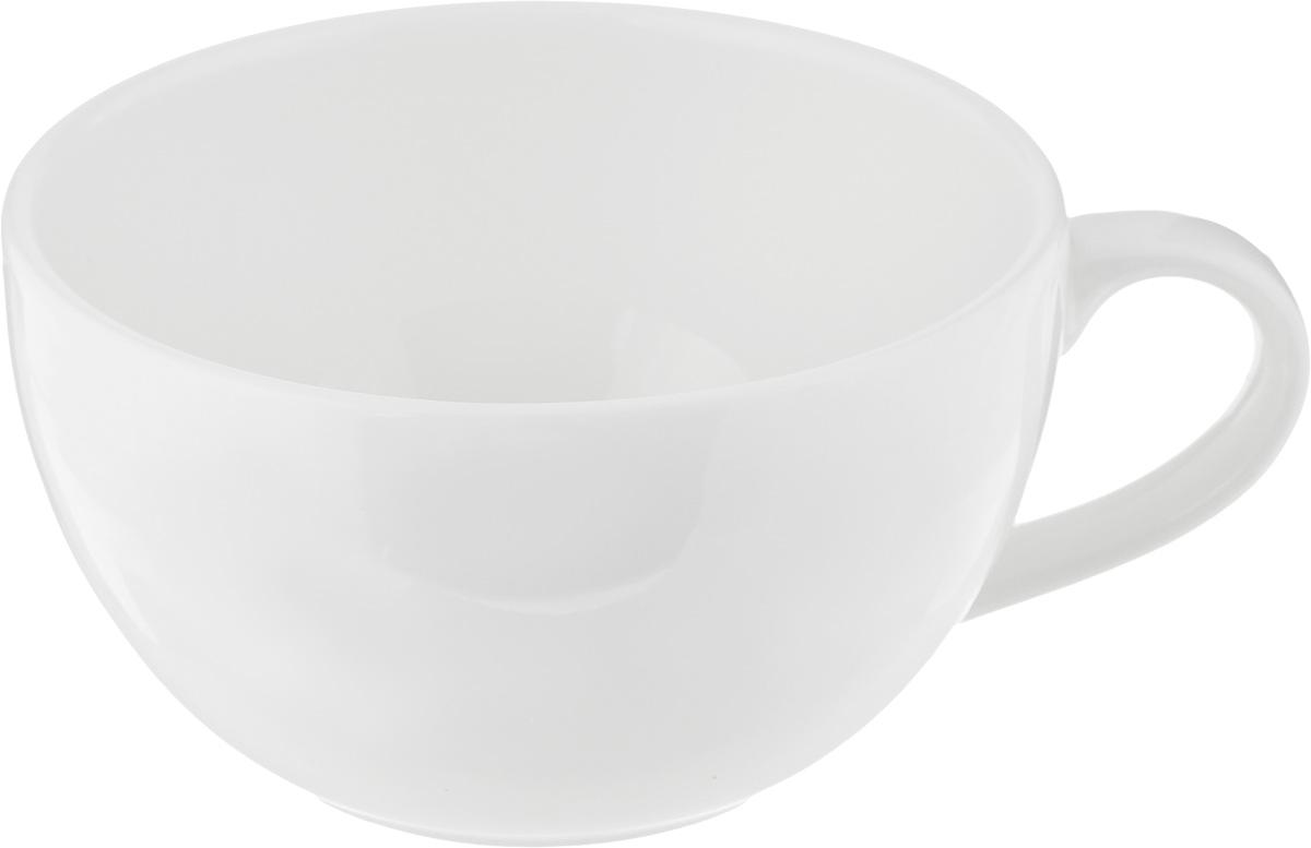 Чашка чайная Ariane Коуп, 280 млAVCARN44028Чайная чашка Ariane Коуп выполнена из высококачественного фарфора с глазурованным покрытием. Изделие оснащено удобной ручкой. Нежнейший дизайн и белоснежность изделия дарят ощущение легкости и безмятежности. Изысканная чашка прекрасно оформит стол к чаепитию и станет его неизменным атрибутом. Можно мыть в посудомоечной машине и использовать в СВЧ. Диаметр чашки (по верхнему краю): 10,5 см. Высота чашки: 6 см.