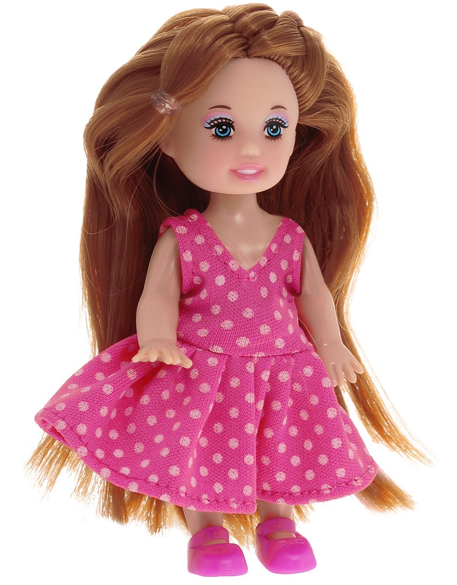 Little You Мини-кукла Лиза цвет платья розовый