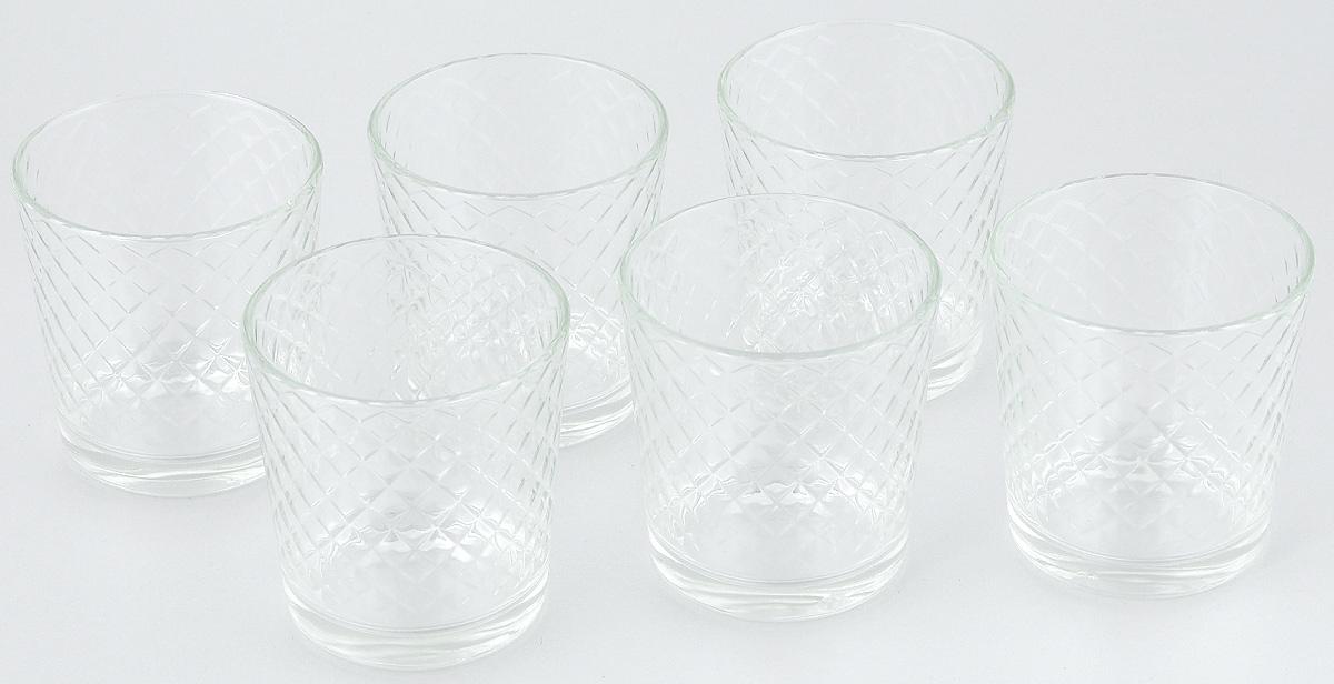 Набор стаканов ОСЗ Кристалл, 6 шт, 250 мл05с1240 УНабор ОСЗ Кристалл состоит из шести стаканов, выполненных из высококачественного стекла с оригинальным дизайном. Стаканы предназначены для подачи воды, сока и других напитков. Они излучают приятный блеск и издают мелодичный звон. Такой набор прекрасно оформит праздничный стол и создаст приятную атмосферу за романтическим ужином. Диаметр стакана (по верхнему краю): 8 см. Высота стакана: 8,5 см.