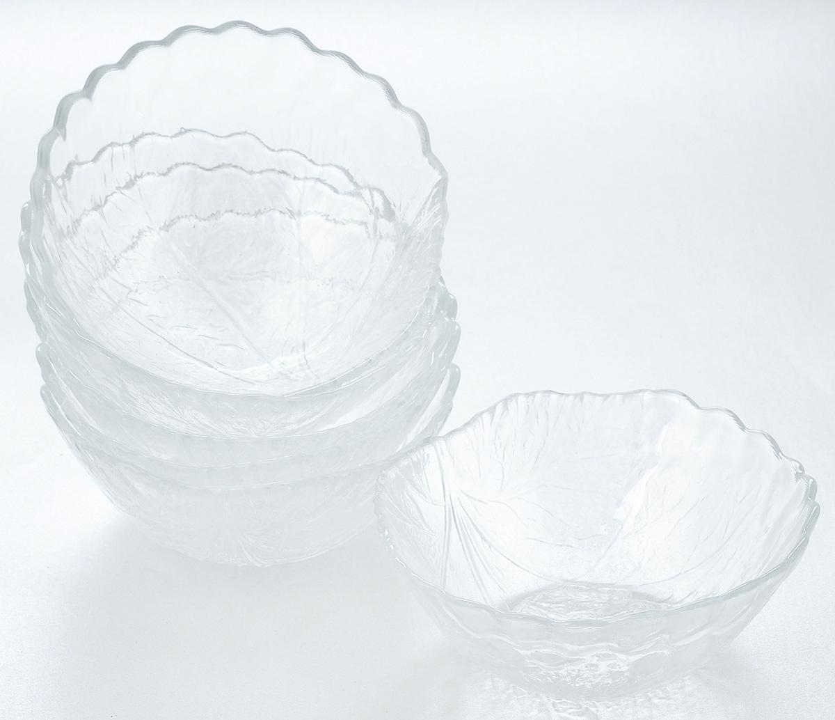 Набор салатников Pasabahce Султана, диаметр 12 см, 6 шт10286BНабор Pasabahce Султана состоит из 6 салатников, выполненных из высококачественного натрий-кальций-силикатного стекла. Такие салатники прекрасно подойдут для сервировки стола и станут достойным оформлением для ваших любимых блюд. Высокое качество и функциональность набора позволят ему стать достойным дополнением к вашему кухонному инвентарю. Можно мыть в посудомоечной машине и использовать в СВЧ. Диаметр салатника (по верхнему краю): 12 см. Высота салатника: 4,5 см.