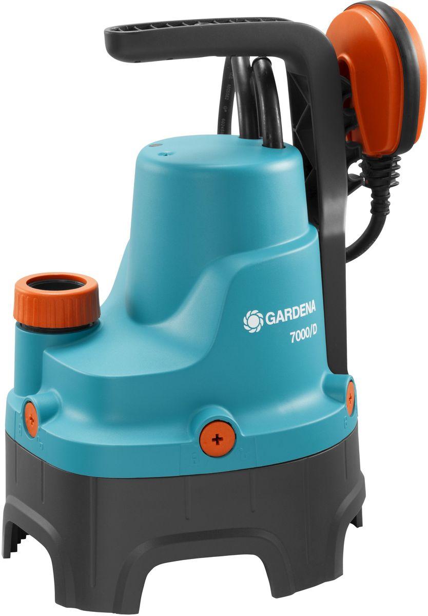 Насос дренажный для грязной воды Gardena, 7000/D. 01665-20.000.0001665-20.000.00Иногда вода может появиться там, где ее не должно быть, например, в подвале или возле стиральной машины, либо Вам необходимо просто откачать или перекачать воду. Дренажный насос для грязной воды 7000/D Classic идеально подходит для быстрой перекачки чистой или загрязненной воды с диаметром частиц не более 25 мм. Благодаря наличию силового кабеля длиной 10 м, практичный и надежный насос может использоваться для выполнения различных задач даже на очень большой глубине. Поплавковый выключатель обеспечивает автоматическое включение и выключение насоса. Уровни включения и выключения с помощью поплавкового выключателя регулируются путем изменения положения кабеля в фиксаторе. Переключатель возможно зафиксировать в ручном режиме. Надежный корпус насоса, выполненный из укрепленного стекловолокном пластика, износостойкое рабочее колесо насоса и малошумный. Если в процессе работы рабочее колесо заблокировалось, то Вы можете снять нижнюю часть и очистить насос от грязи. Электромотор не требует...