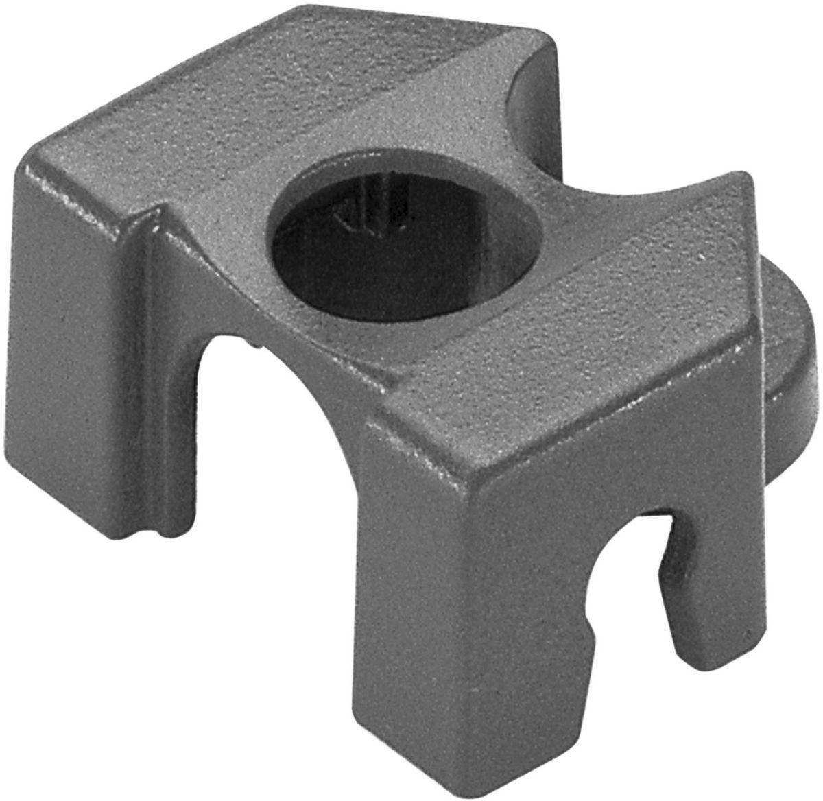 Крепление Gardena, 4,6 мм (1/2), 5 шт. 08379-20.000.0008379-20.000.00Крепление GARDENA предназначено для простого и надежного закрепления шлангов системы микрокапельного полива GARDENA Micro-Drip-System на твердой поверхности. Также крепление используется для закрепления микронасадок на подающем шланге диаметром 13 мм (4,6/16 дюйма). Крепление в паре с Т-образным соединителем для микронасадок (арт. 8332-20) и надставкой (арт. 1377-20) позволяет регулировать высоту микронасадок. Крепления поставляются по 5 шт. в комплекте.