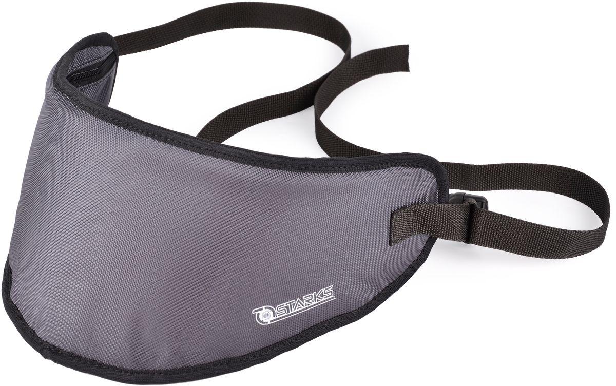 Сумка для визора Starks Visor Bag, цвет: серыйЛЦ0047Сумка предназначена для безопасной перевозки запасного стекла/визора для шлема. Внутренняя часть убережет от потертостей и царапин во время эксплуатации. Внутренний ворс, обеспечит дополнительную полировку поверхности стекла. Удобно располагается подмышкой, не причиняет дискомфорт. Безопасно от потери в дороге. Прочная ткань- защити от летящих камешков и песка в дороге.