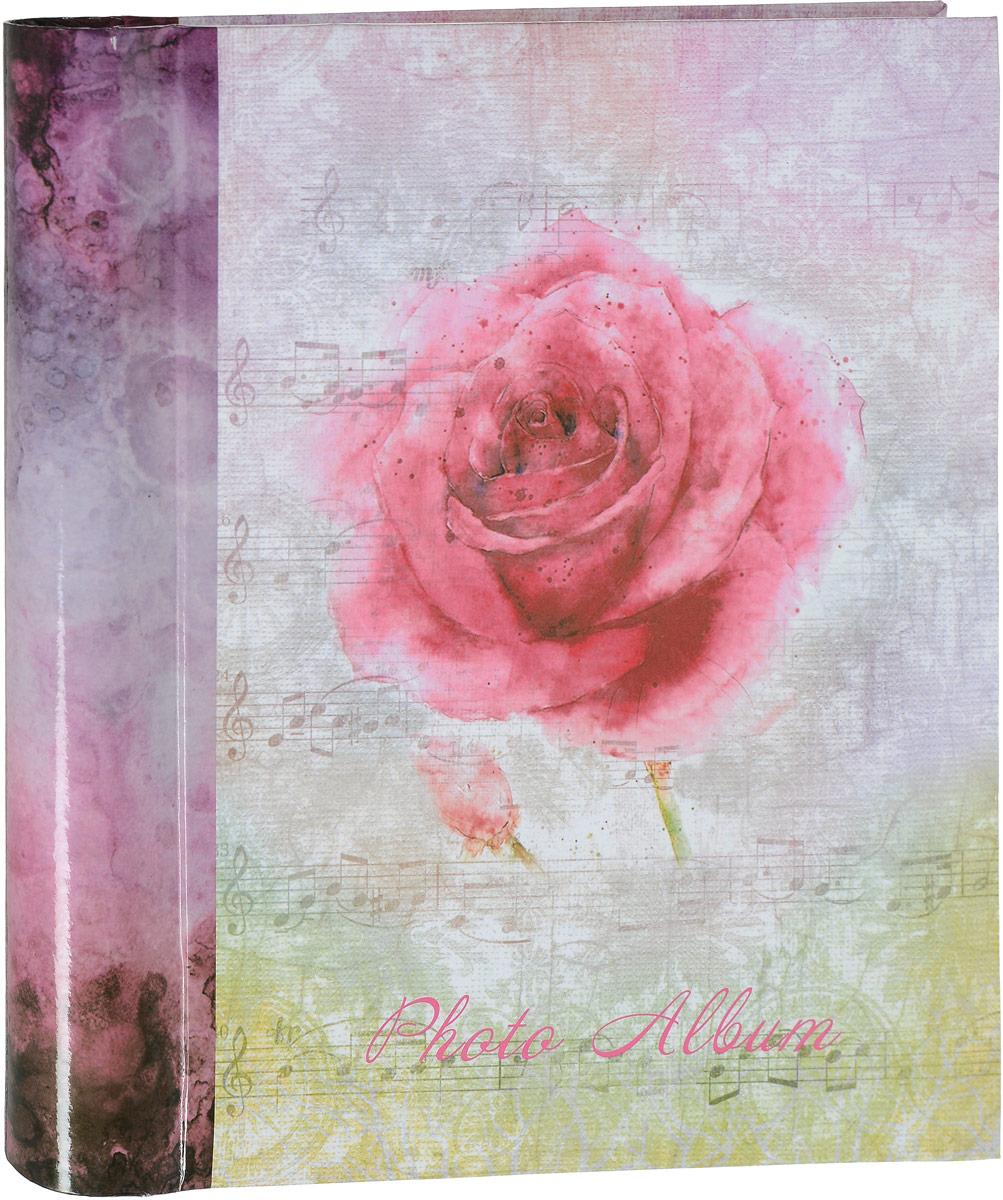 Фотоальбом Platinum Цветочная коллекция - 7. Роза, 30 листов3М2314_розаФотоальбом Platinum Цветочная коллекция - 7. Роза поможет красиво оформить ваши фотографии. Обложка выполнена из твердого ламинированного картона и декорирована красочным рисунком. Внутри содержится 30 магнитных листов, которые крепятся с помощью спирали. Листы изготовлены с клеевым слоем, на который можно клеить фотографии любого формата и формы. Нам всегда так приятно вспоминать о самых счастливых моментах жизни, запечатленных на фотографиях. Поэтому фотоальбом является универсальным подарком к любому празднику.