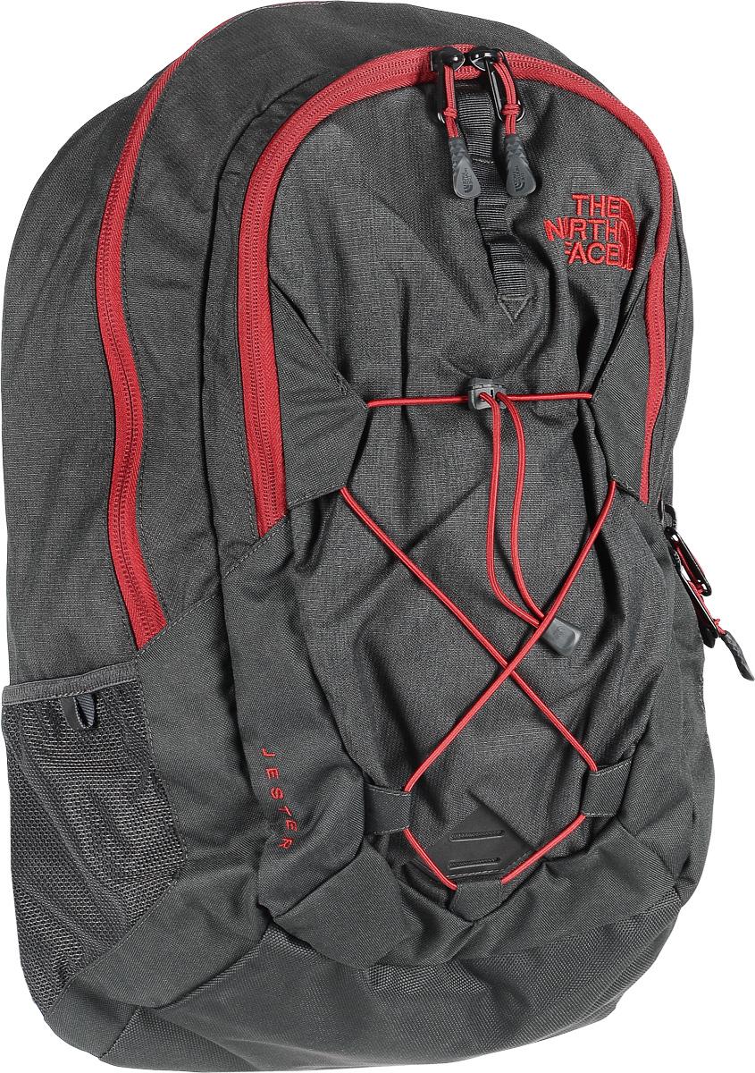Рюкзак городской The North Face, цвет: темно-серый, 26 л. CHJ4_TRE T0CHJ4TRE