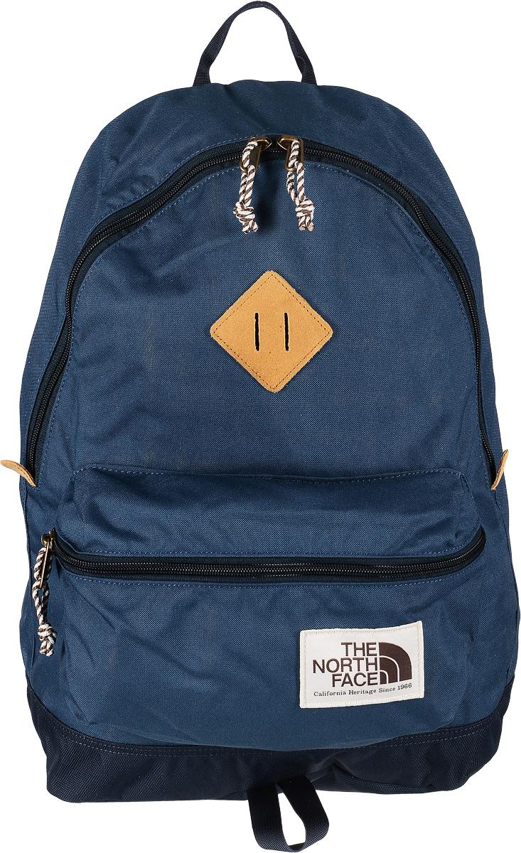 Рюкзак городской The North Face, цвет: темно-синий, 25 л. 2ZD9_LKM T92ZD9LKM