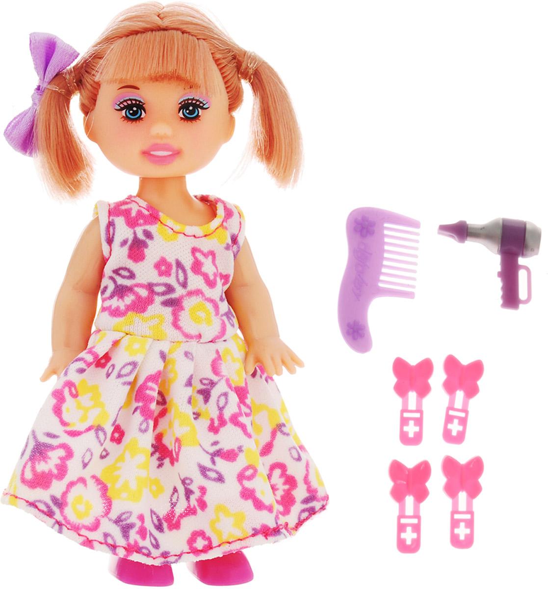 Little You Игровой набор с мини-куклой Лиза маленький парикмахер