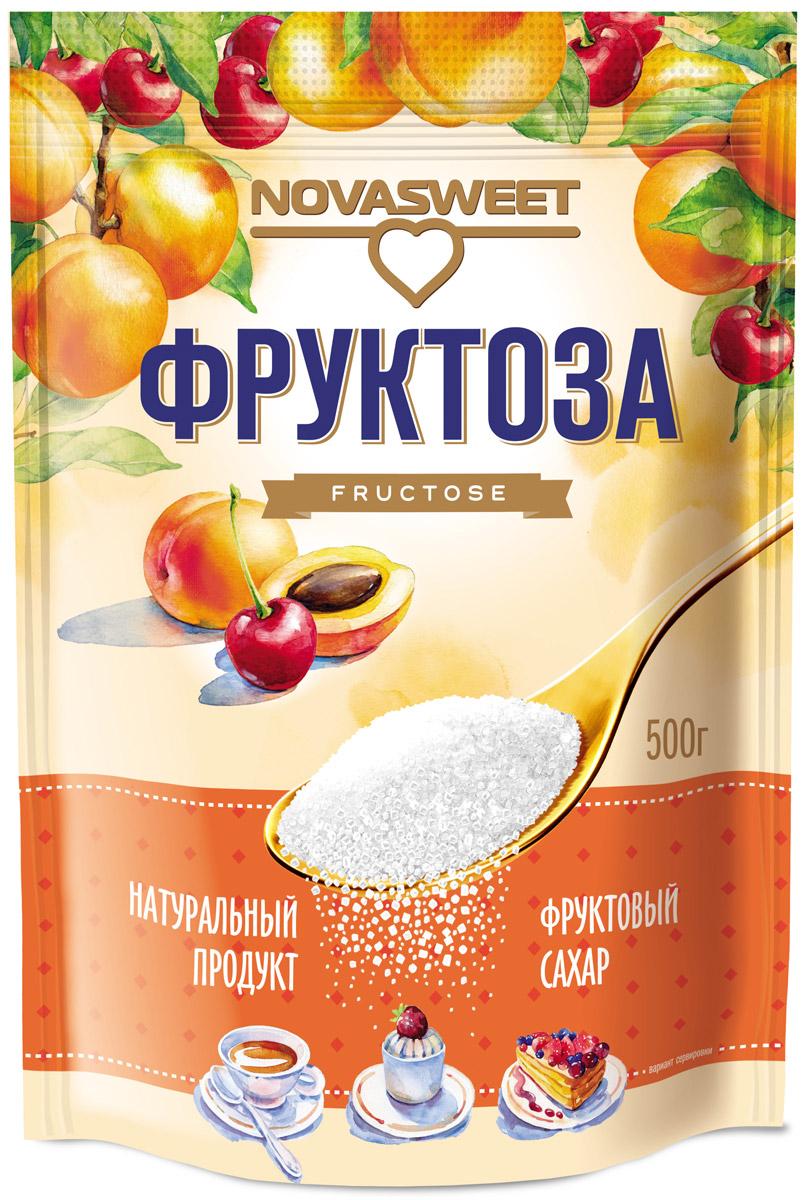 Novasweet фруктоза, 500 г