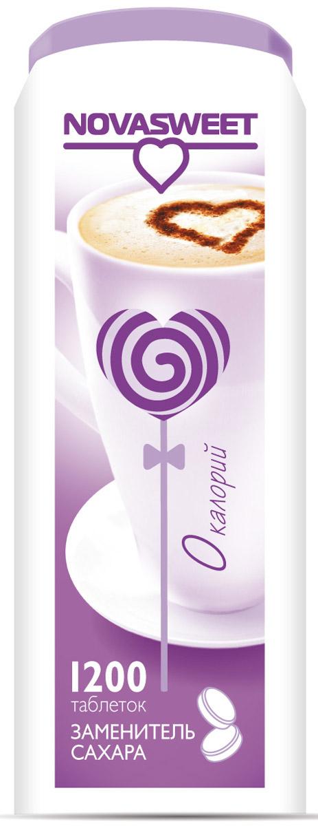 Novasweet столовый подсластитель в таблетках, 1200 шт4607013790216Заменитель сахара NOVASWEET используется для подслащивания низкокалорийных блюд. Рекомендован для диетического и диабетического питания.