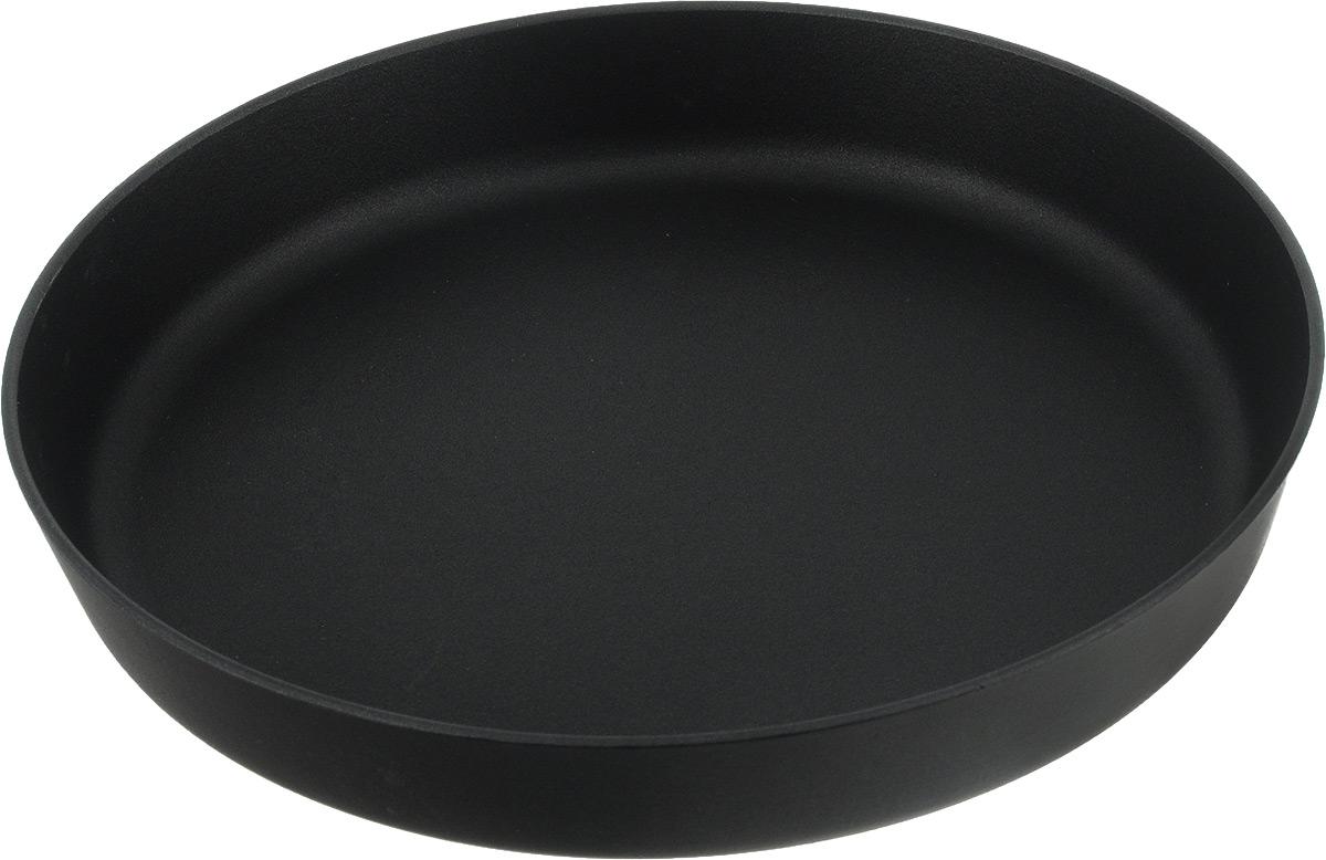 Сковорода Алита Дарья без ручки, с антипригарным покрытием. Диаметр 28 см13901Сковорода Алита Дарья без ручки изготовлена из литого алюминия с двухсторонним антипригарным покрытием. Благодаря такому покрытию, пища не пригорает и не прилипает к стенкам, готовить можно с минимальным количеством масла и жиров. Гладкая поверхность обеспечивает легкость ухода за посудой. Толстостенная сковорода обеспечивает быстрое и равномерное распределение тепла по всей поверхности. Сковорода экологически безопасная и не подвергается деформации. Она понравится как любителю, так и профессионалу. Сковорода подходит для духовки, а также для газовых, электрических и стеклокерамических плит. Диаметр сковороды (по верхнему краю): 28 см. Высота стенки: 4 см.