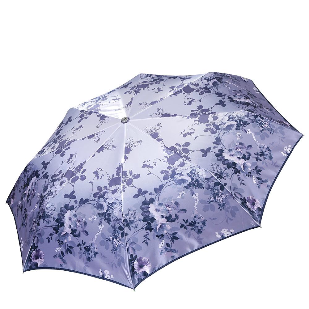 Зонт женский Fabretti, цвет: мультиколор. L-17101-1L-17101-1Классический женский зонт-автоматический, торговой марки Fabretti. Каркас в три сложения идеально подойдет для женщин. Купол зонтика выполнен из полиэстера, обработанного водоотталкивающей пропиткой. Ручка разработана с учетом требований эргономики, имеет полиуретановое покрытие. Модель выполнена из качественного материала.